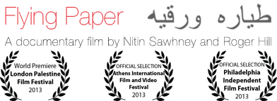 Flying Paper: A Documentary Film about Gaza